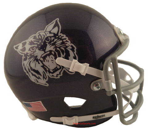 Kansas State Wildcats 1972-1973 Throwback Schutt Mini Helmet
