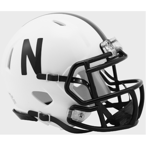 Nebraska Cornhuskers Riddell Speed Mini Helmet - 2019 Alternate
