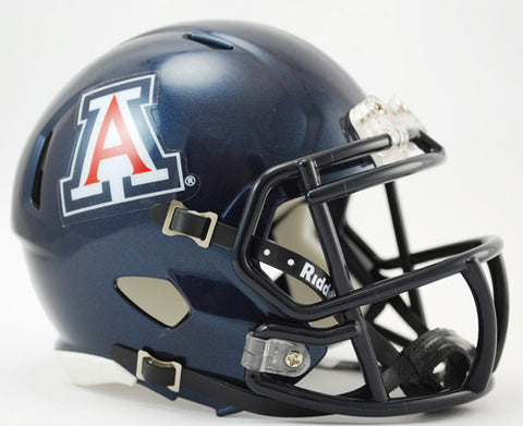 Arizona Wildcats Riddell Speed Mini Helmet