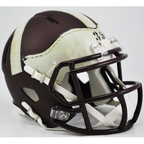 Texas A&M Aggies Riddell Speed Mini Helmet - 1939 Throwback Style Alternate