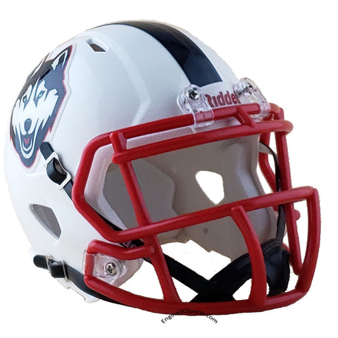 UConn Huskies Riddell Speed Mini Helmet - 2015