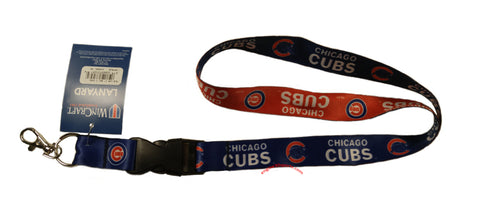 "Chicago Cubs 22"" Lanyard with Detachable Buckle"