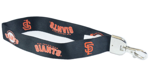"San Francisco Giants 9"" Wristlet Lanyard"