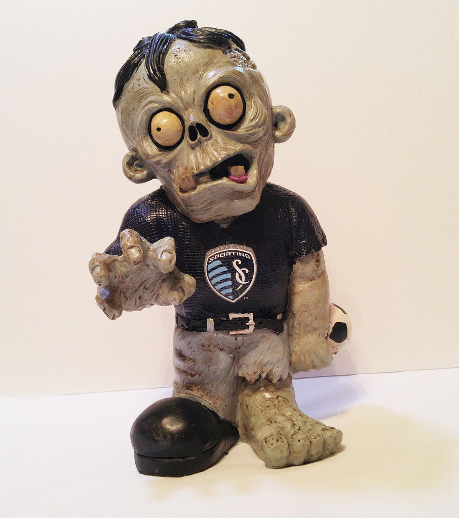 Sporting Kansas City Zombie Figurine
