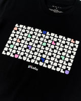 Sequence Tee - Black