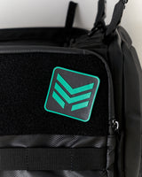 Emblem Teal Patch