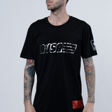 AJSA Black Tee - Platinum Rank
