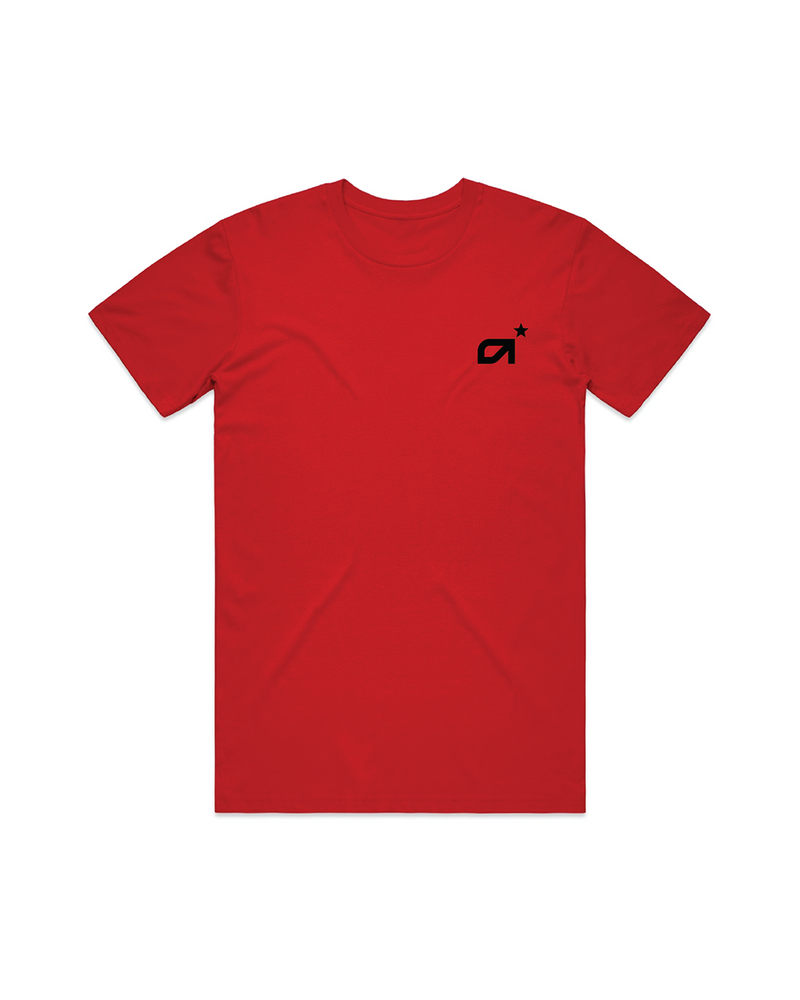 Astro AStar Red Tee