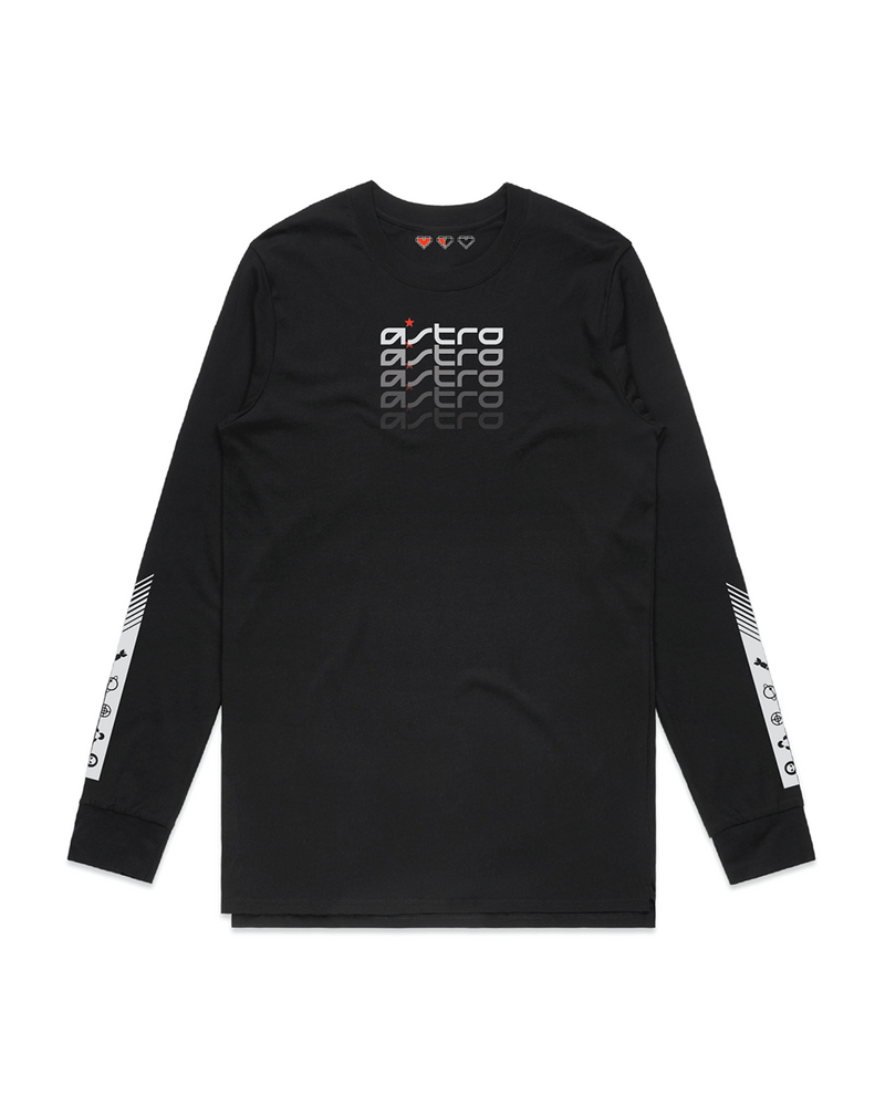 ASTRO Faded Long Sleeve