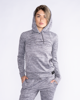 Tama Women's Hoodie - Heather Light