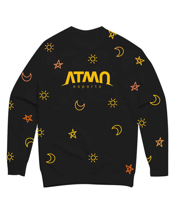 ATMO Night Sky Sweater