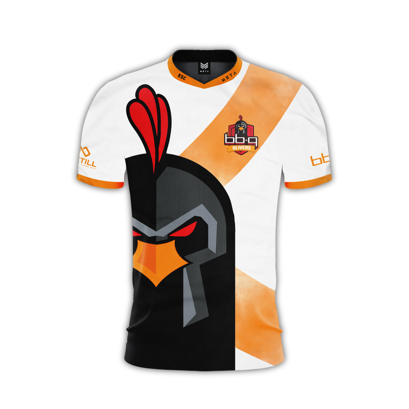 bbq Olivers 2019 Away Jersey