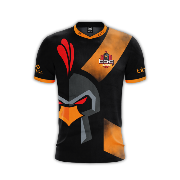 bbq Olivers 2019 Home Jersey