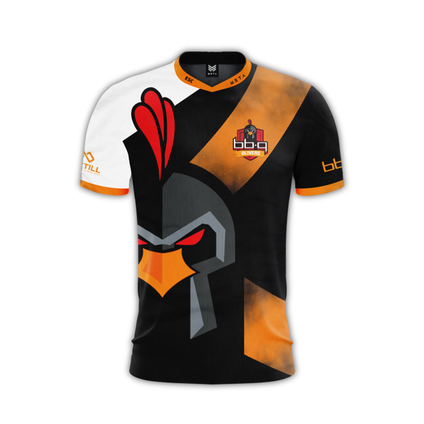 bbq Olivers 2019 Jersey - LS Edition
