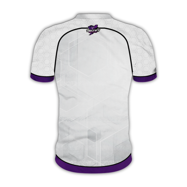 Rectify Gaming Jersey - White