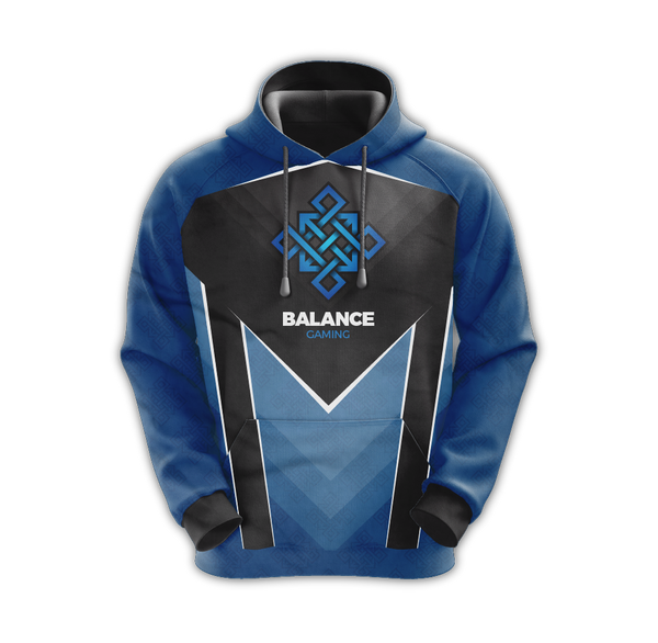 Balance Gaming Pullover Hoodie