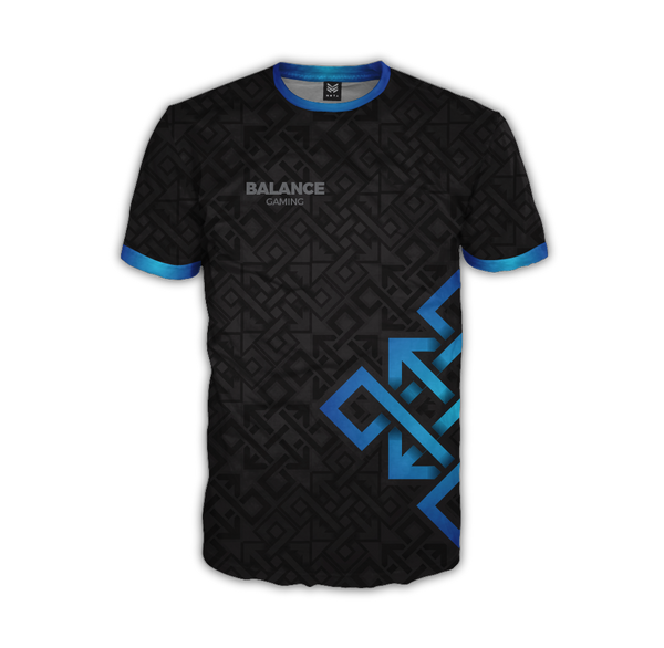 "Balance Gaming ""Tribal"" DryFit Tee"