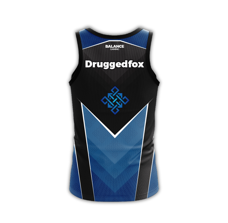 Balance Gaming Tank Top (Druggedfox)