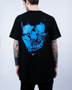 BSoD Boot Failure Black Tee