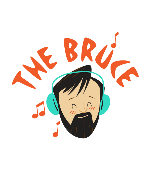 The Bruce Sticker