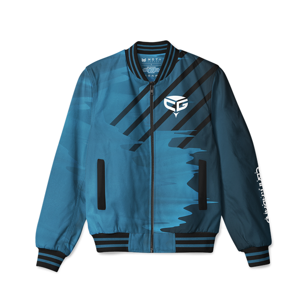 Contraband Gaming Bomber Jacket