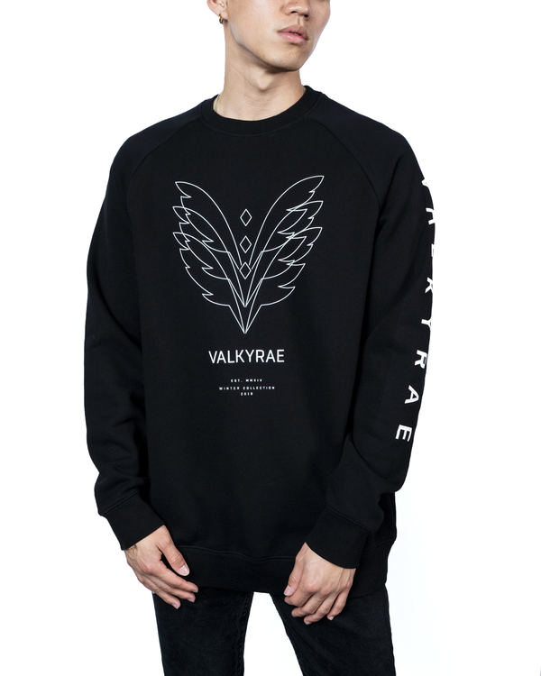 Valkyrae Ascension Crewneck