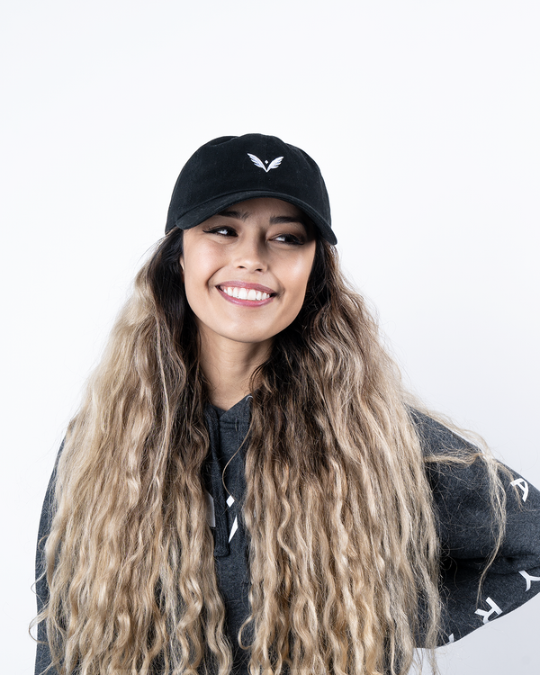 Valkyrae Logo Dad Hat
