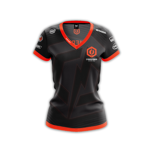 Cyberpower Gaming Female Jersey