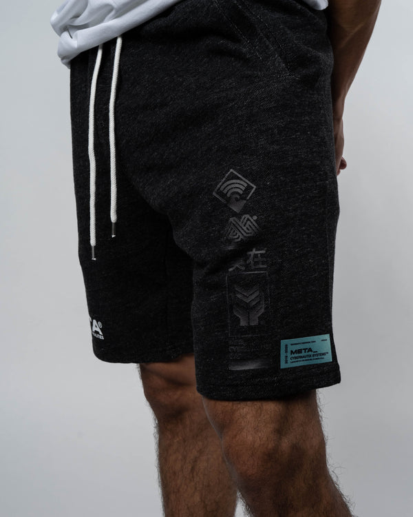 Cybernautix Labelized Shorts