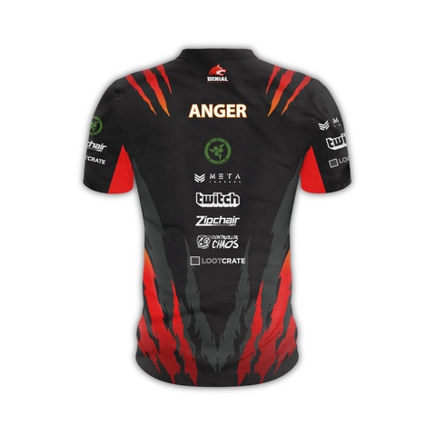 Denial CS:GO Jersey (ANGER)