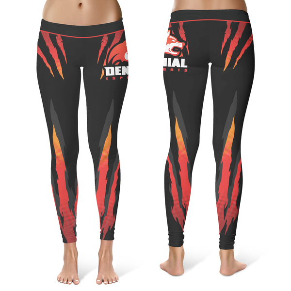 "Denial ""Devour"" Leggings"