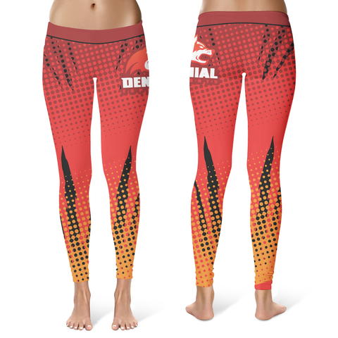 "Denial ""Inferno"" Leggings"