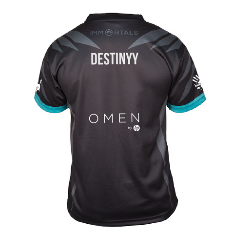 Immortals.CSGO Jersey (Destinyy)