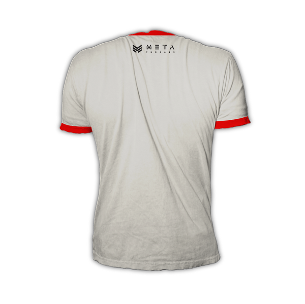 "EasternMedia ""White"" DryFit Tee"