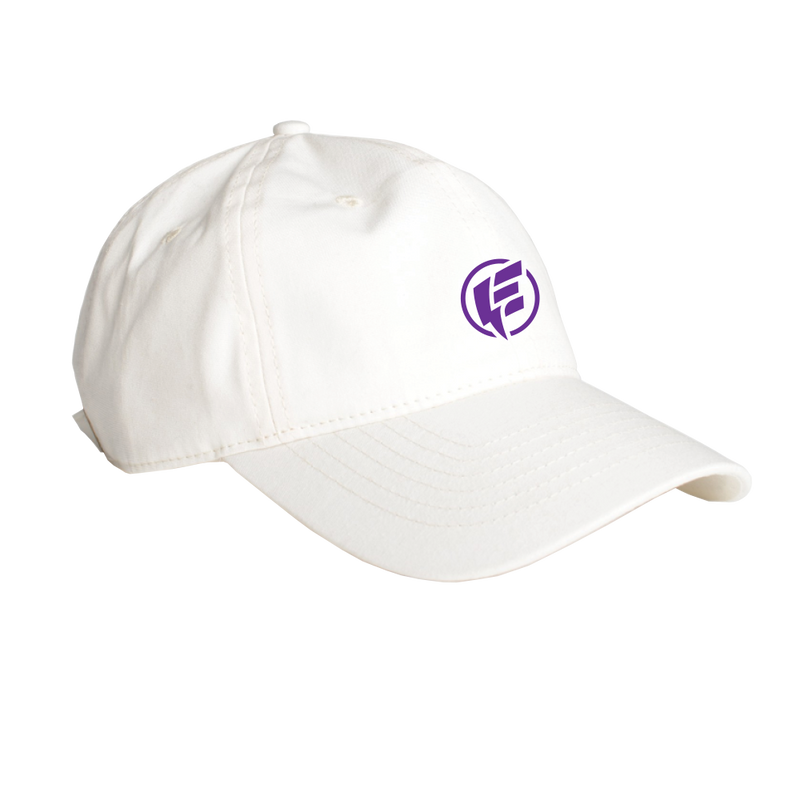 Electra White Dad Hat