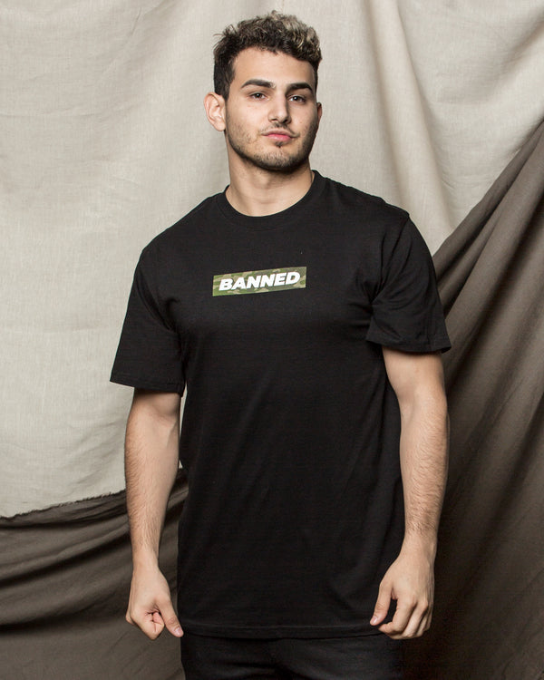 FEDMYSTER Banned Tee
