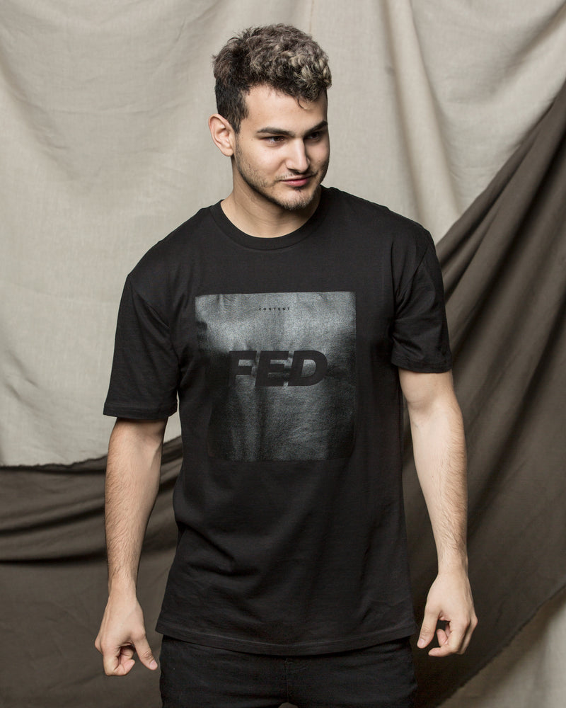 FEDMYSTER Shadow Tee
