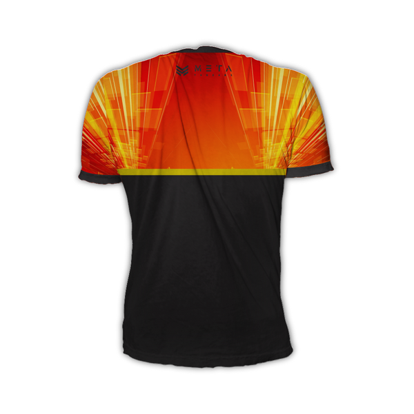"Pineaqples ""Fire"" DryFit Tee"