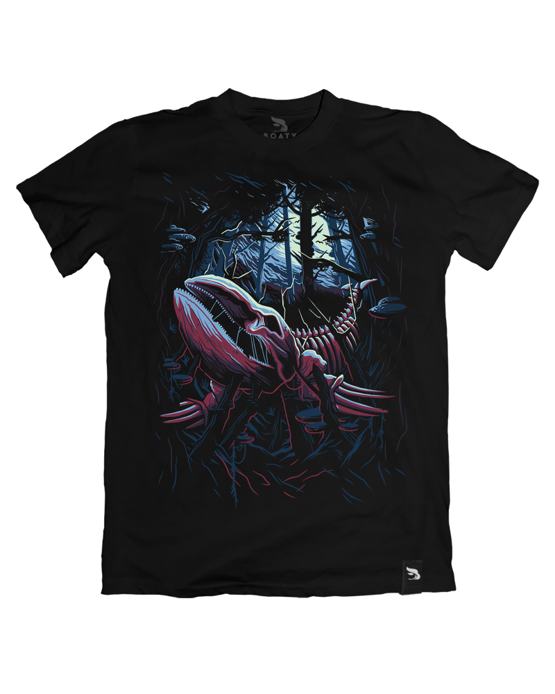B0aty's Wrong Forest Limited Edition Tee