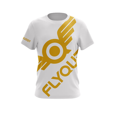 "FlyQuest ""Beyond"" DryFit Tee"