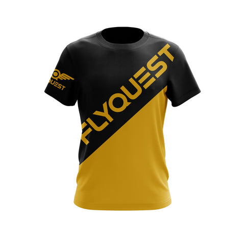 "FlyQuest ""Divide"" DryFit Tee"