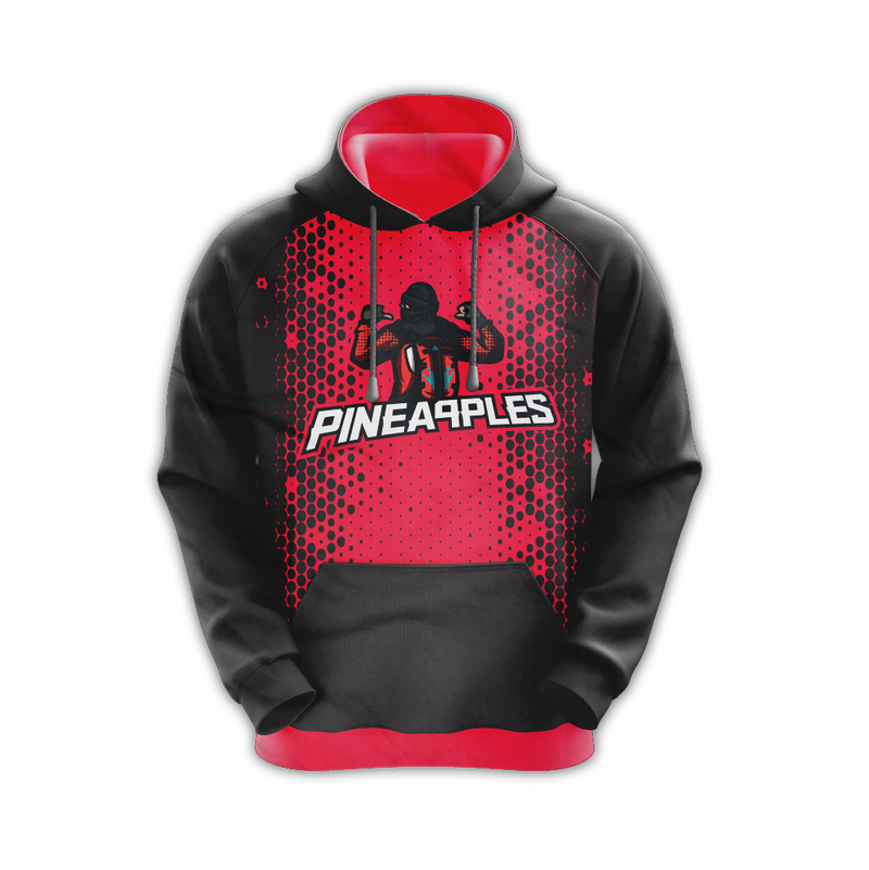 "Pineaqples""King"" Esports Pro Hoodie"