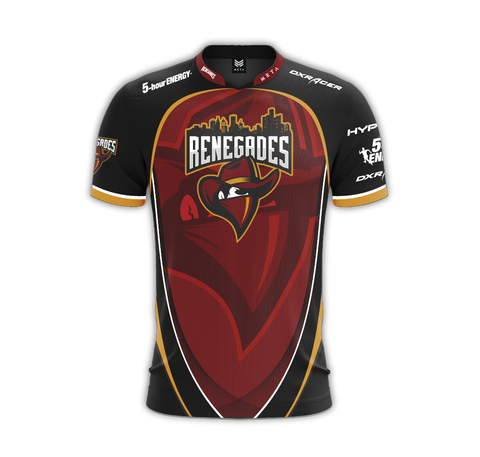 Renegades Home Jersey