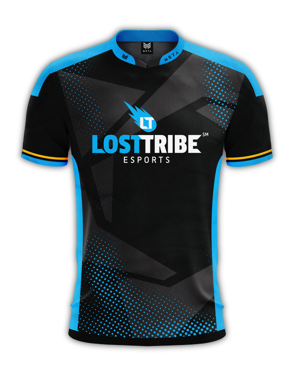 Lost Tribe Esports Pro Jersey - Black