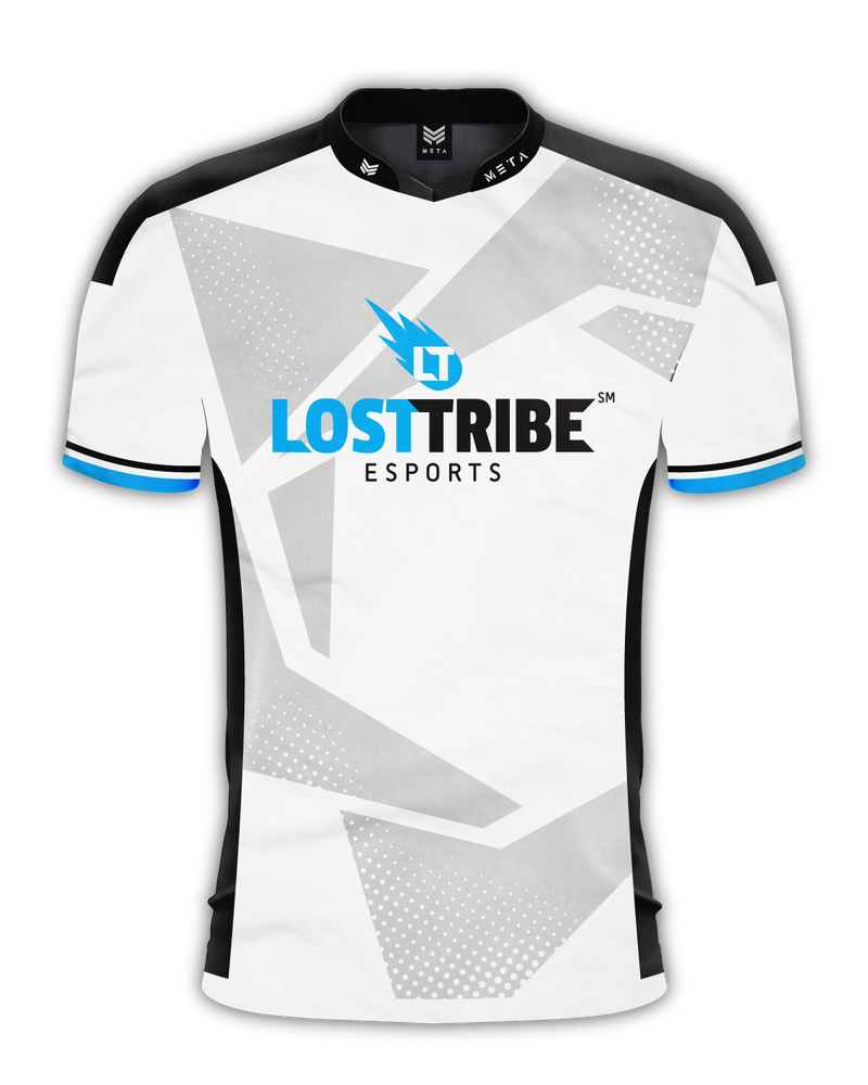 Lost Tribe Esports Pro Jersey - White