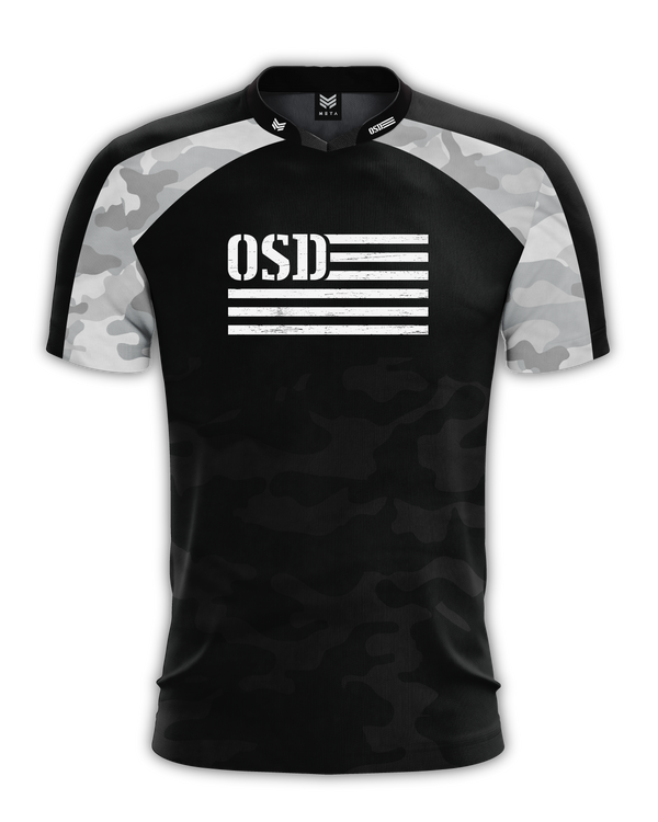 OSD Gaming Black Jersey