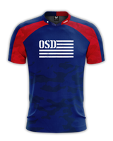 OSD Gaming Blue Jersey
