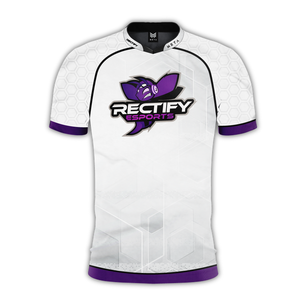 Rectify Esports Jersey - White