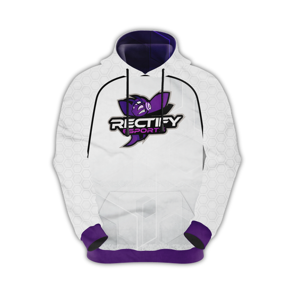 "Rectify ""White"" Pullover Hoodie"