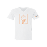 Gamers Outreach Logo Vneck Tee